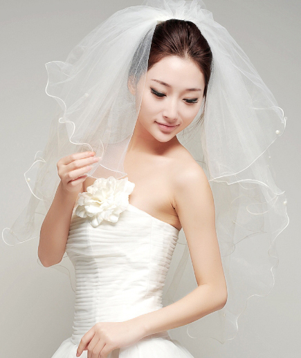 Wedding Veil 2014