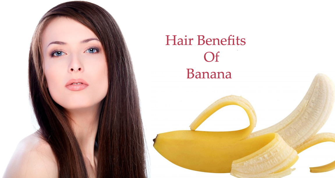 Hair Benefits of Bananas