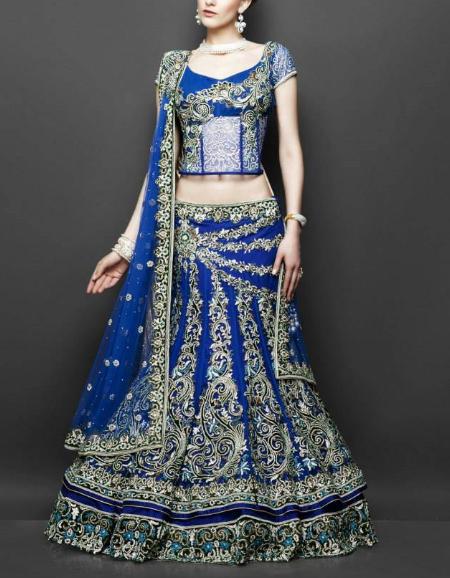 Pakistani Bridal Couture Trends