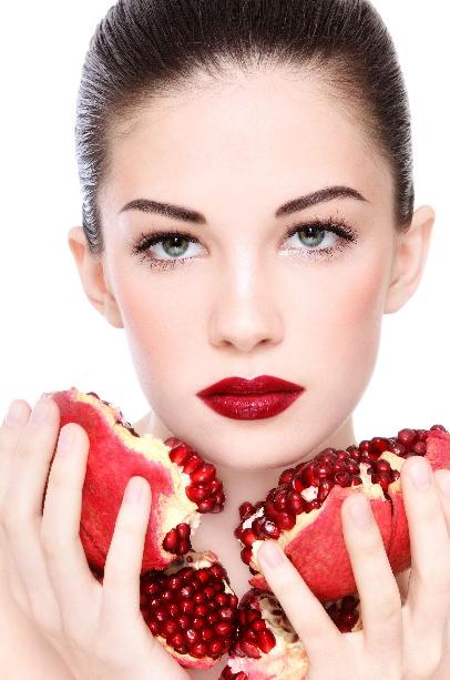 Pomegranate Skin Care
