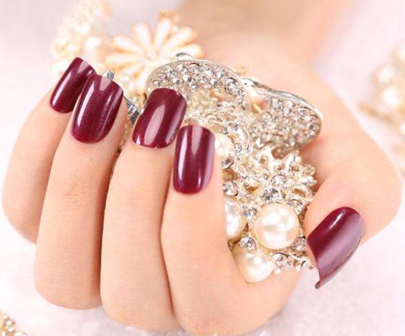 Wedding Nail art 2014