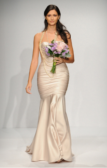Mermaid Wedding Dress 2014
