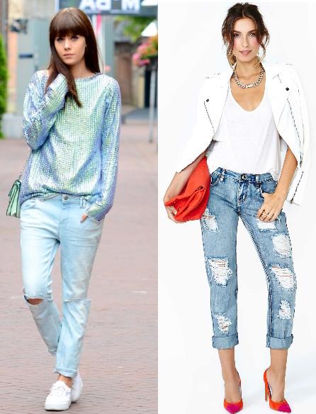 Boyfriend Jeans 2014