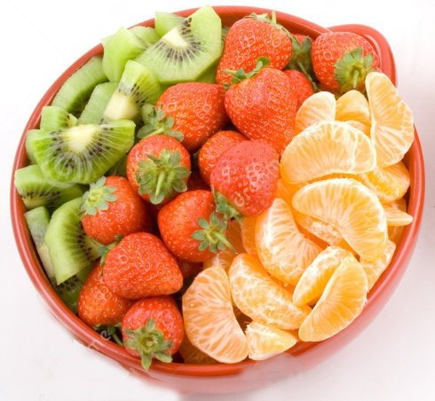 Summer Food and Fruits