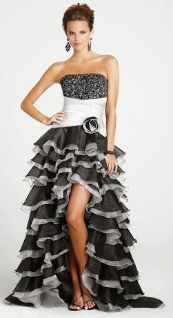 Latest Prom Fashion Dresses