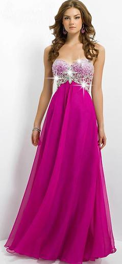 Long Prom Fashion Dresses