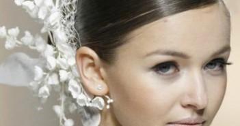 Sleek Wedding Updo Hairstyles
