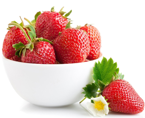 Strawberry for Skin Care
