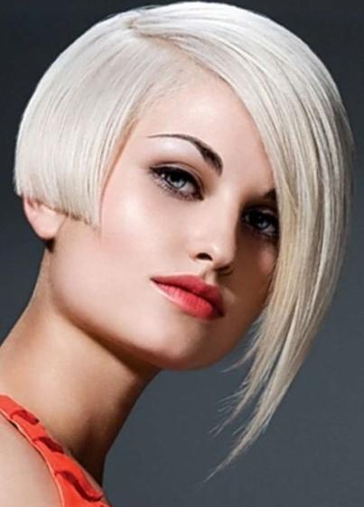 Women's Extra short bob hairstyles 2015