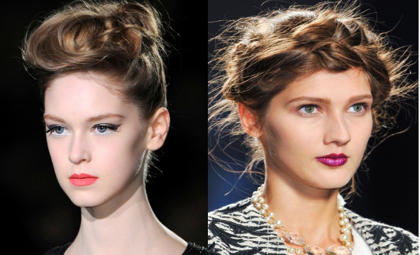Hottest Updo Hairstyles 2015