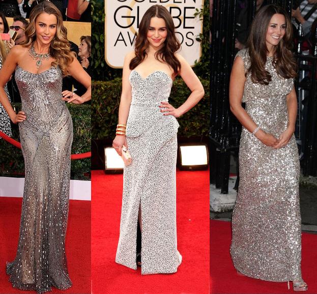 Red Carpet Celebrity Fashion 2015