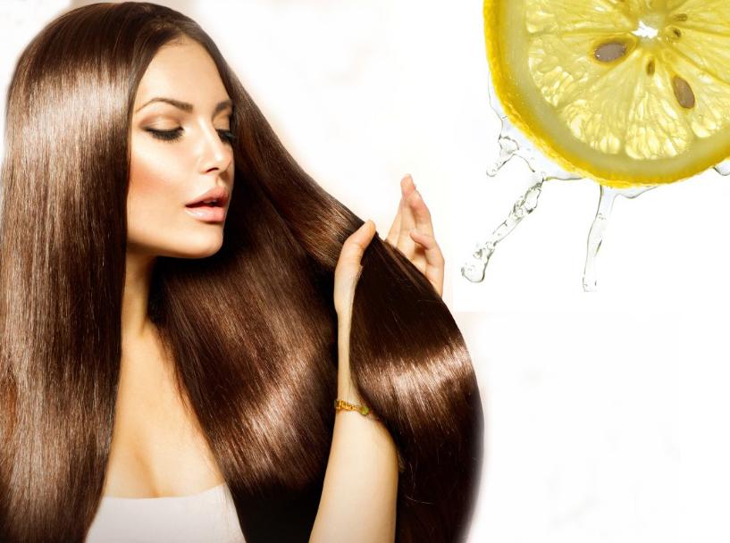 Lemon Juice Masks for Hair