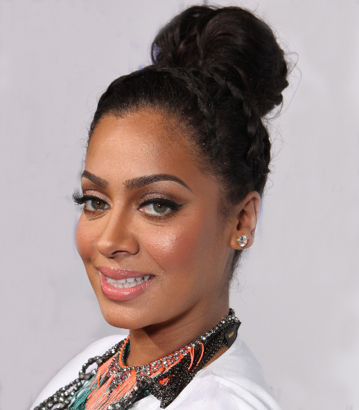 Black women's Braided Bun Hairstyles