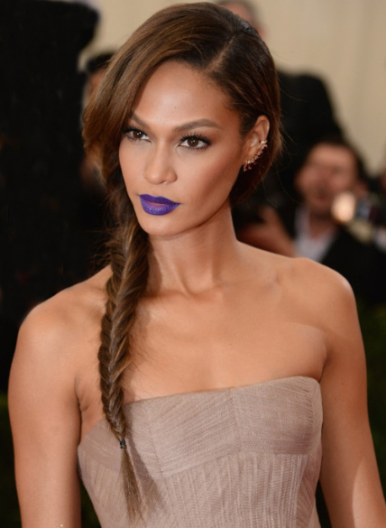 Braided Ponytail Hairstyle for Black Women
