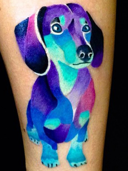 Graphic Tattoo Design and Trend