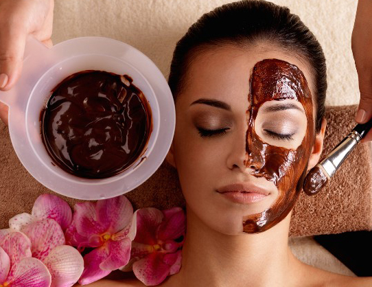 Cocoa Homemade Face Mask For Dry Skin