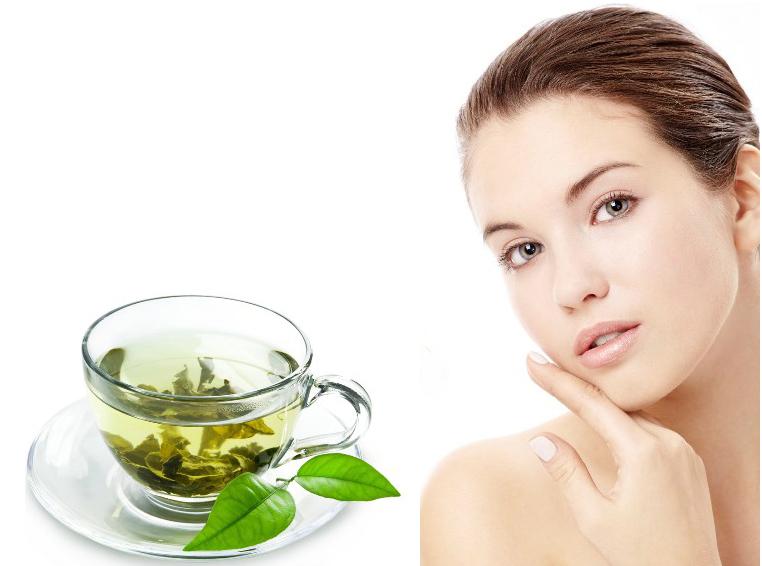 Green Tea for Skin Benefits