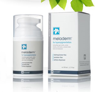 Meladerm Beauty Creams for skin