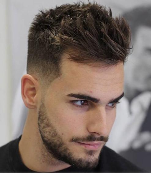 Men's Undercut Hairstyles 2016