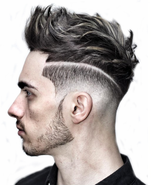 Men's Undercut Hairstyles 2016