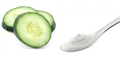 cucumber to fade acne scars