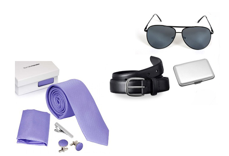 Accessories for Business look