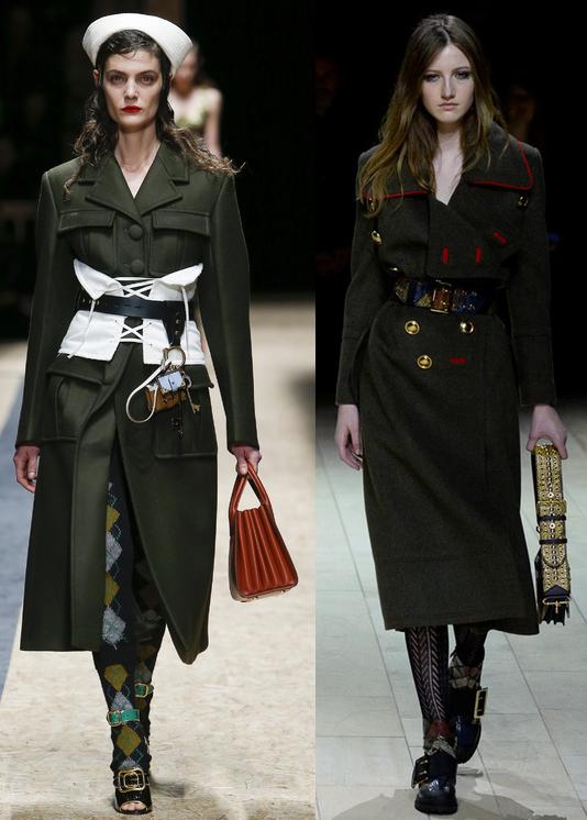 2017 Military Fashion for Women