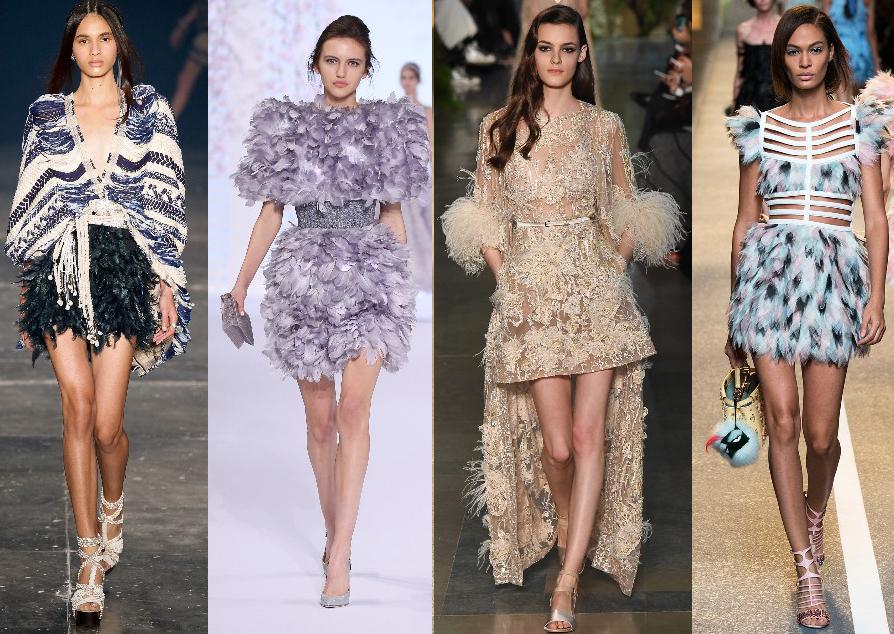 latest runway fashion 2017