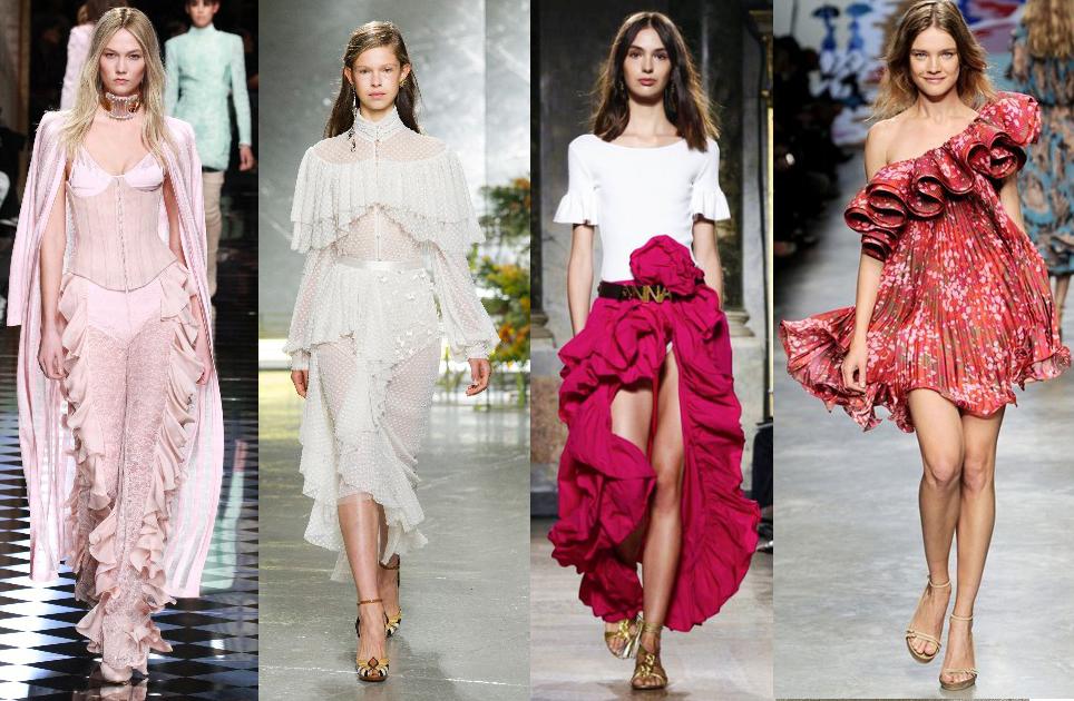 women's runway fashion 2017