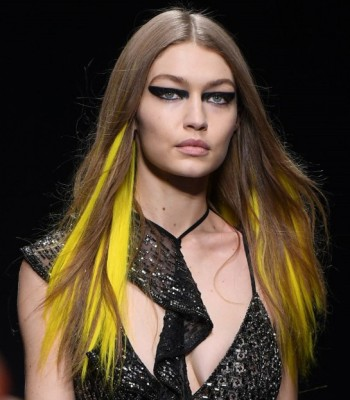 Streaked 2017 Hair Color Trends